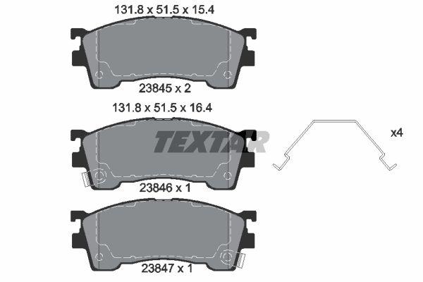TRW JBU216 Premium Control Arm Bushing TRW Automotive
