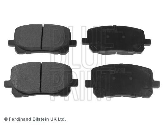 BBK1318 Borg /& Beck plaquette de frein fititng Kit Fits Iveco Daily 29,35,40,45,50 06
