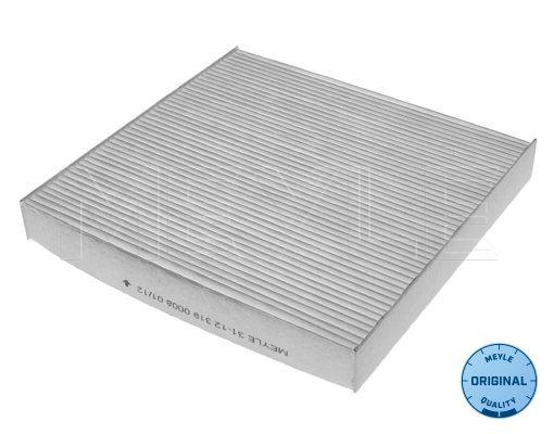 Blue Print ADM52521 cabin filter Pack of 1